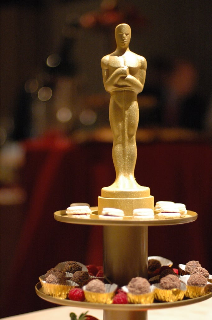 And the Oscar Goes to... Sherry Yard!
