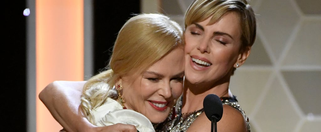 Hollywood Film Awards 2019 Red Carpet Photos