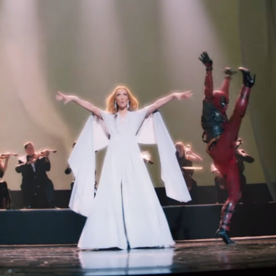 "Celine Dion's Music Video For ""Ashes"" With Deadpool"