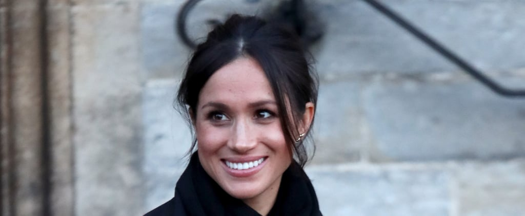 "Meghan Markle's 1 Makeup Request Is to Make Sure Her ""Freckles Are Peeking Through"""