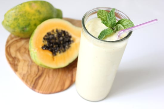 How to Make a Smoothie to Fix Digestion Problems