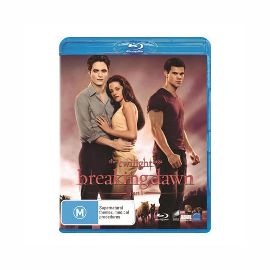 Breaking Dawn Part 1 on Blu-ray, $15.98