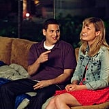 Jonah Hill and Brie Larson in 21 Jump Street. Photo courtesy of Sony Pictures