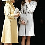 Kate in Windsor in 2011
