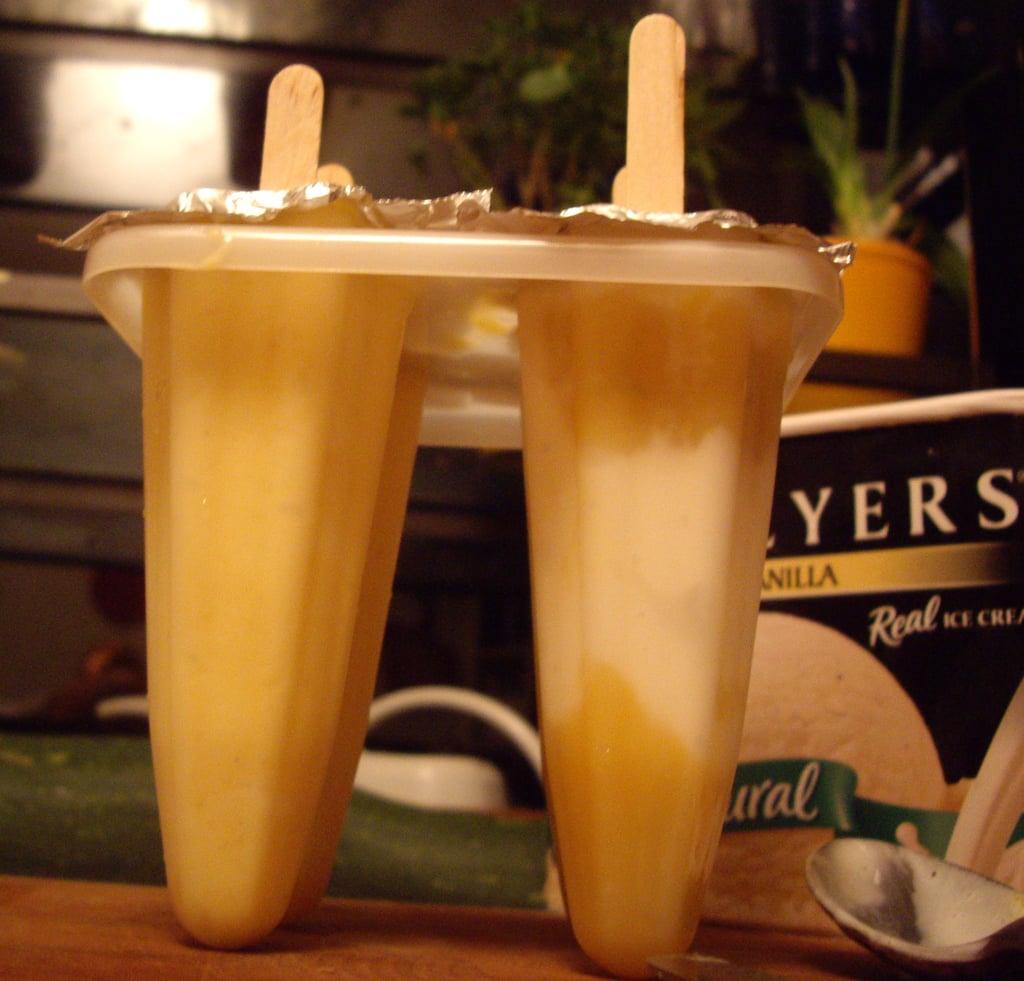 Mango Lime Creamsicle