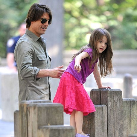 Suri Cruise Birthday Pictures