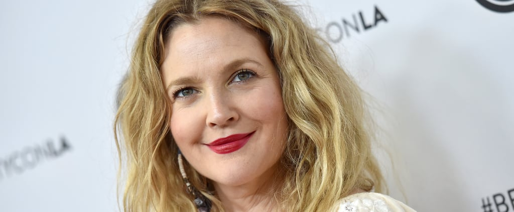 Drew Barrymore's Favourite Hair Moments and Beauty Products