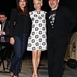 Mila Kunis, Michelle Williams, and Sam Raimi posed together at Comic-Con.
