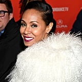 Jada Pinkett Smith With a Pixie Cut