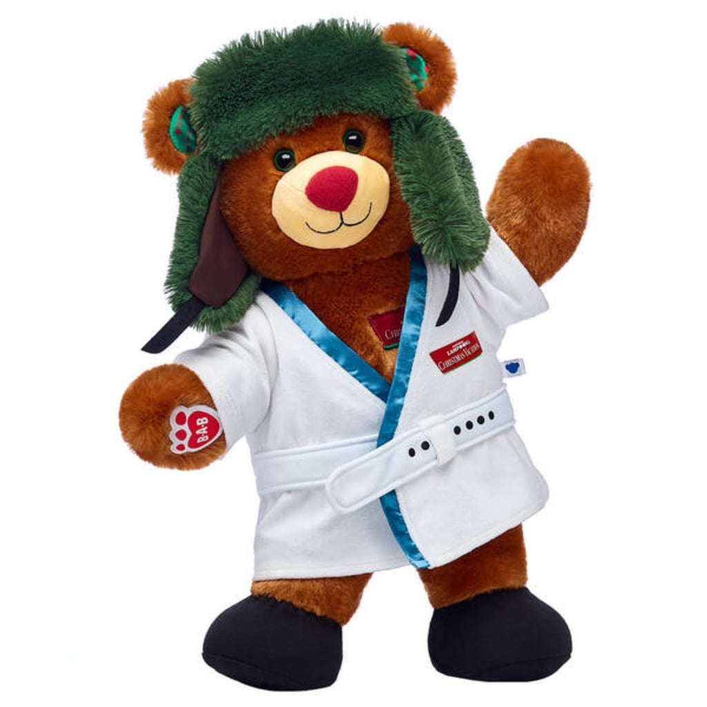 Christmas Vacation Cousin Eddie Build-A-Bear
