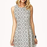 Forever 21 Love 21 Surrealist A-Line Dress ($25)