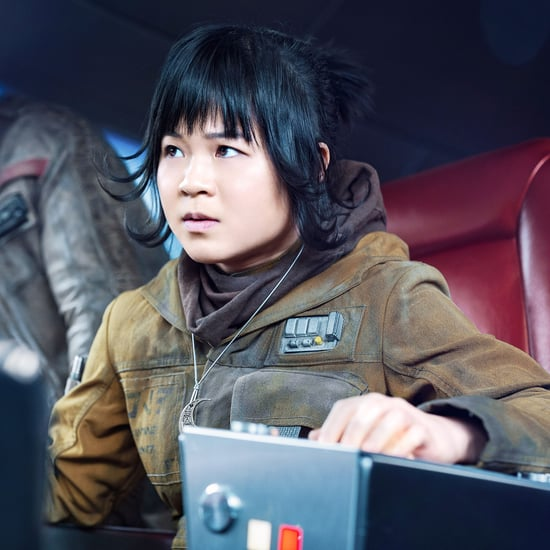 Kelly Marie Tran Reacts to Fan's Emotional Rose Tico Poem