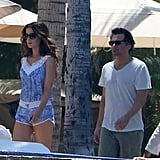 Kate Beckinsale Breaks Out Her White Hot Bikini