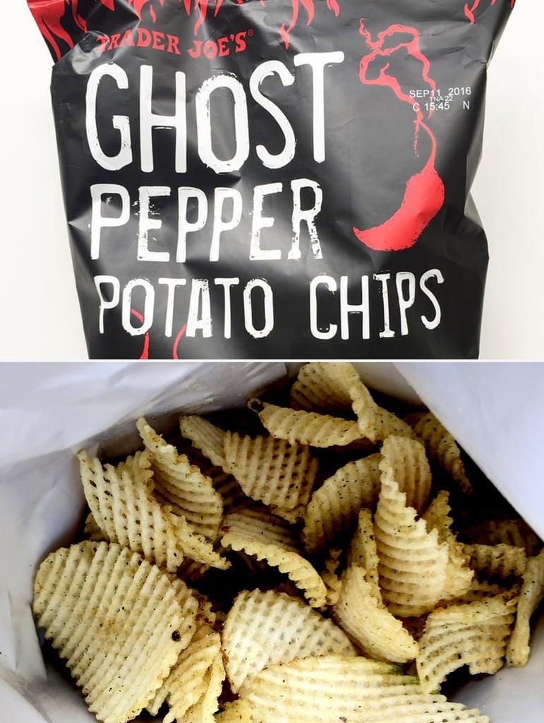 Ghost Pepper Potato Chips ($2)