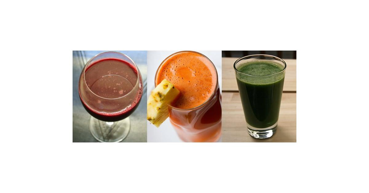 how to make fresh pressed juice