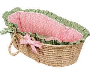 Pimp Your Crib Moses Baskets Popsugar Moms