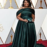 Octavia Spencer's Full Look