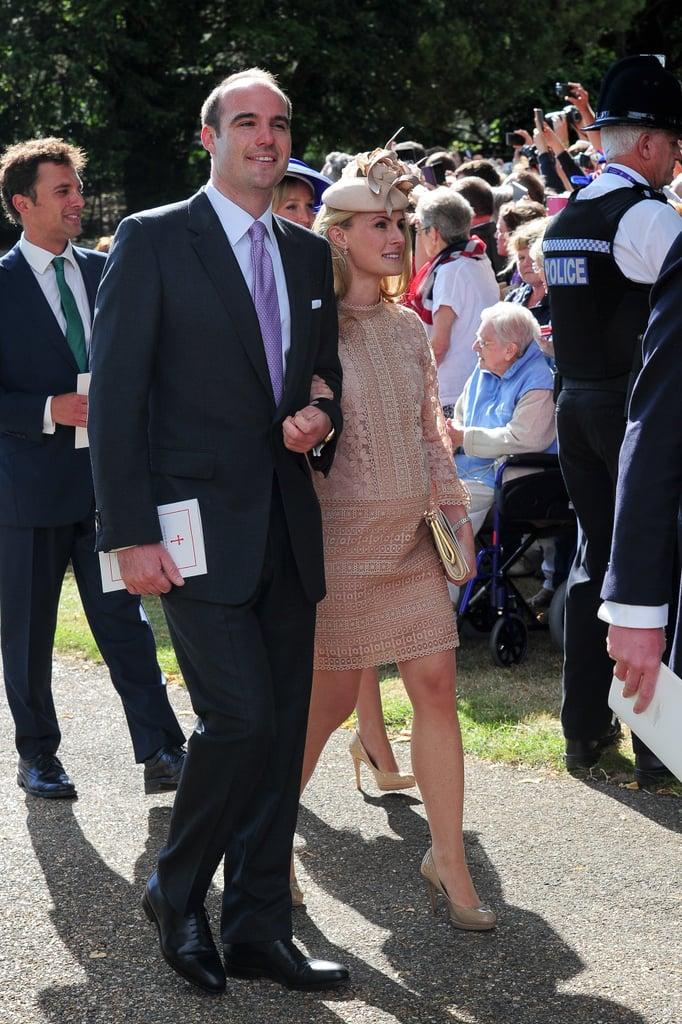 Adam Middleton — Princess Charlotte's Godfather
