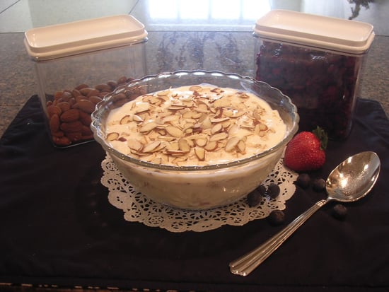 Snack Attack: Healthy Trifle