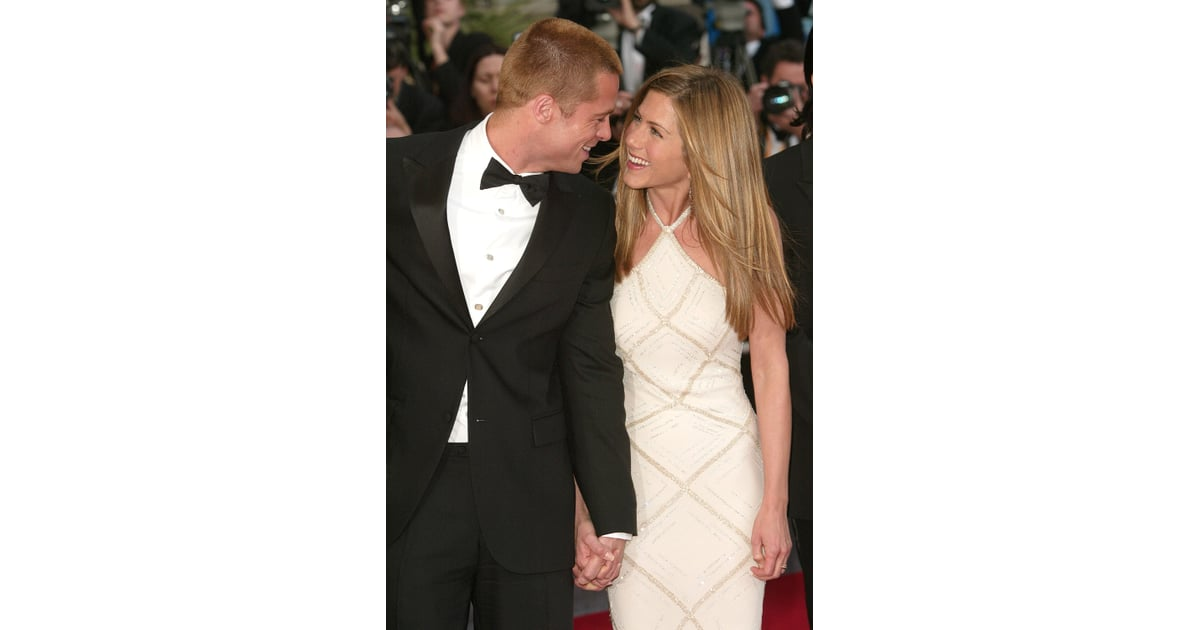 were brad pitt and jennifer aniston dating during friends