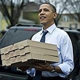 He shows up to the party with three boxes of pizza and is your best friend.