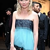 Kirsten Dunst had pretty, soft hair for the 2011 MOCA Gala.