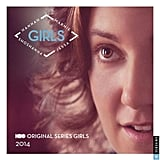 Girls 2014 Wall Calendar, approx $14