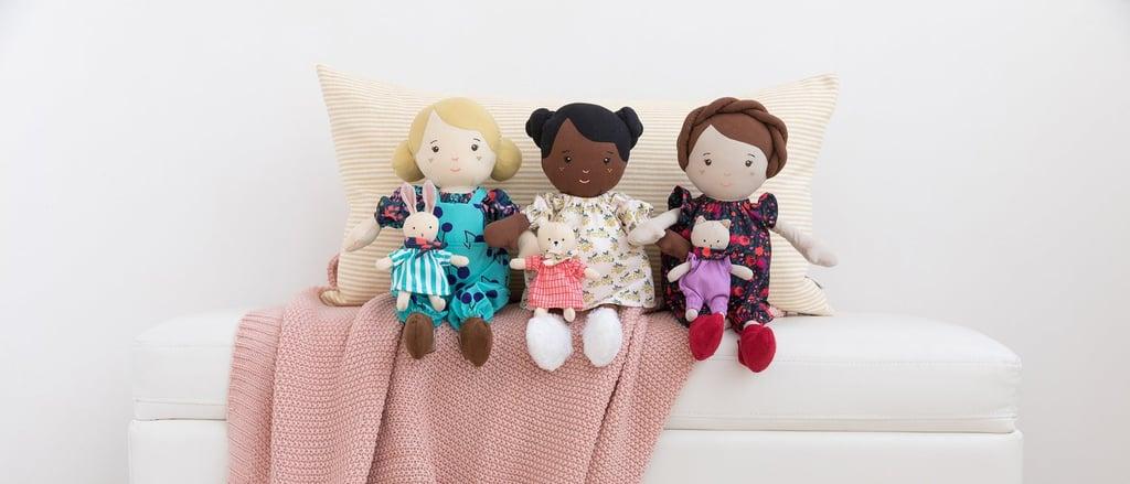 Playdate Friends Washable Dolls