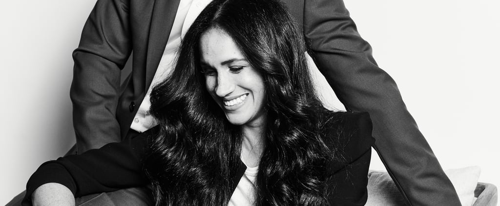Meghan Markle Wears Cartier Watch in Photo With Prince Harry