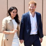 Prince Harry Is Totally Beaming While Talking About Having a Baby With Meghan Markle