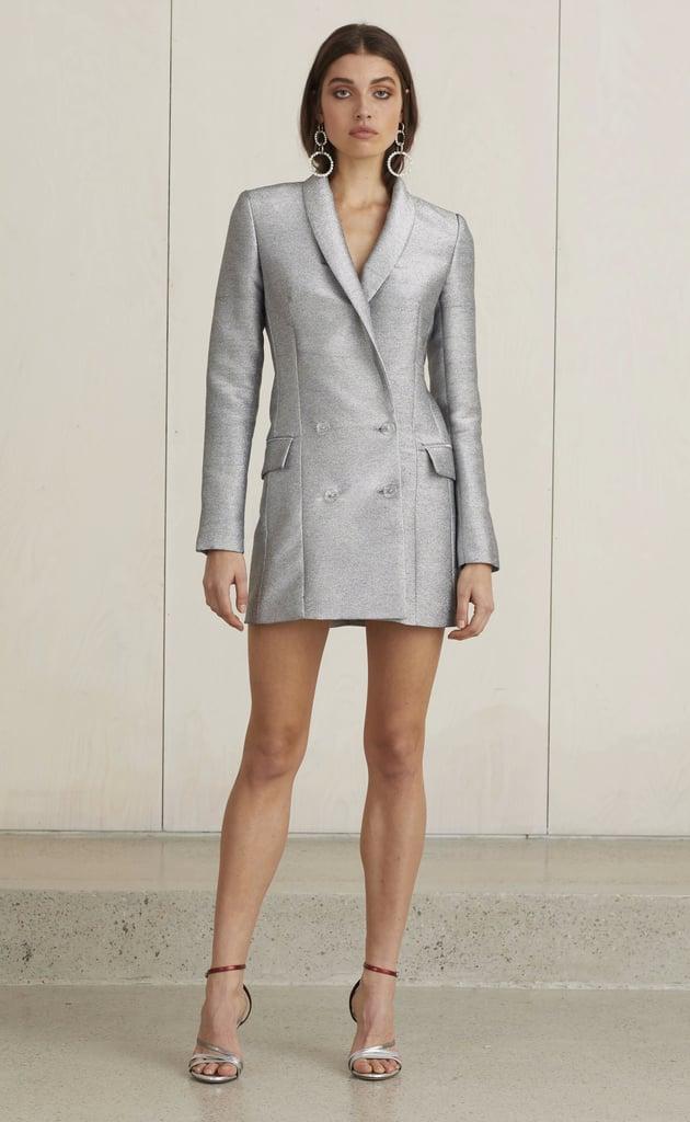 Bec & Bridge Lady Sparkle Blazer Dress ($480)