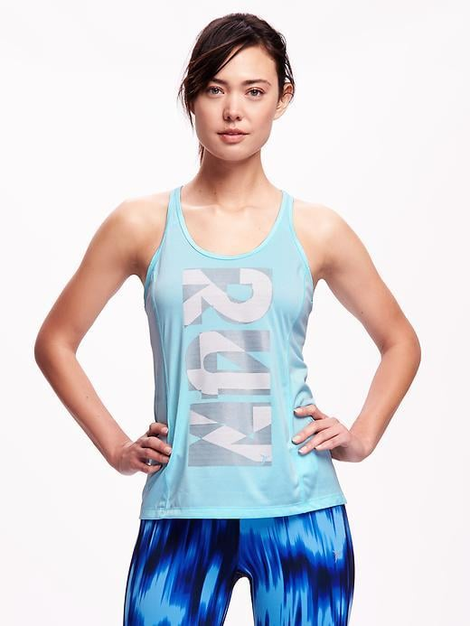 0b71d482ce23a9 Old Navy Go-Dry Cool Graphic Tank