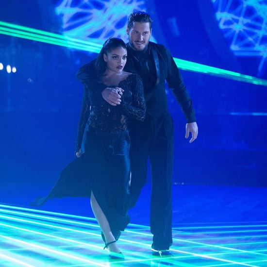 Laurie Hernandez's Tango on Dancing With the Stars