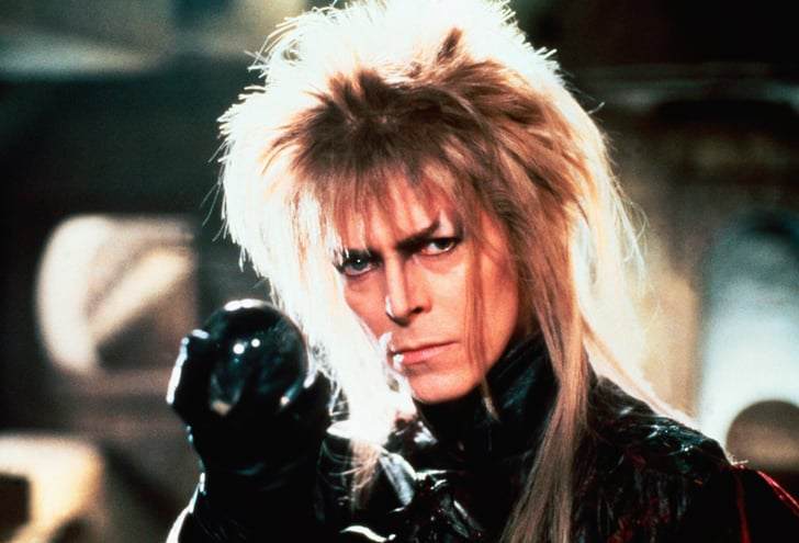 David Bowie's Best Hair and Makeup Looks | POPSUGAR Beauty