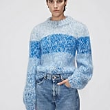Ganni Puff Sleeve Pullover
