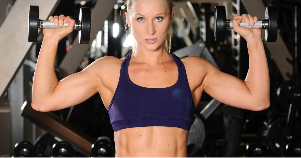 Carve Lean Abs and Ripped Arms With a Pair of Dumbbells and This 20-Minute Workout