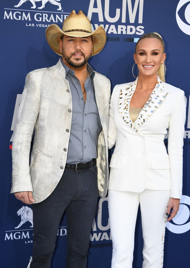 Pictured: Jason Aldean and Brittany Kerr