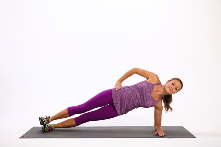 Side Plank Exercises To Help Get Rid Of Lower Back Pain
