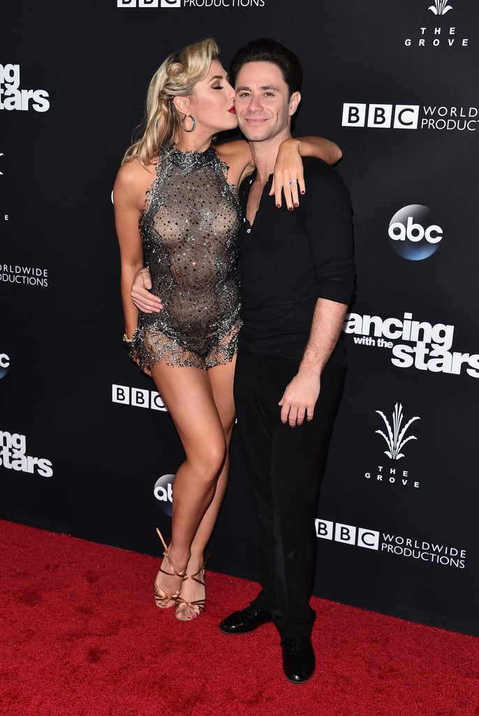 "Dancing With the Stars has brought a ton of sweet couples together, and Emma Slater and Sasha Farber are no exception. The couple, who recently tied the knot, first met while working on the Broadway show Burn the Floor in 2009, but they didn't start dating until two years later when they were both pro dancers on DWTS. While they briefly split in 2014, they remained incredibly close. They even continued living together after they broke up! ""He's just the best person,"" Emma told Glamour at the time. ""I don't think we're supposed to finish together. I think there are other people that might make us both individually happy, but I'm always going to be his best friend."" Even though she didn't think they would end up together at the time, they eventually reconciled in December 2015. Less than a year later, Sasha surprised Emma by getting down on one knee and proposing during their performance on Dancing With the Stars in October 2016. Talk about full circle! In honor of their recent nuptials, look back at their sweetest moments together (both on and off the ballroom floor) ahead."