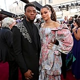 Pictured: Chadwick Boseman and Andra Day