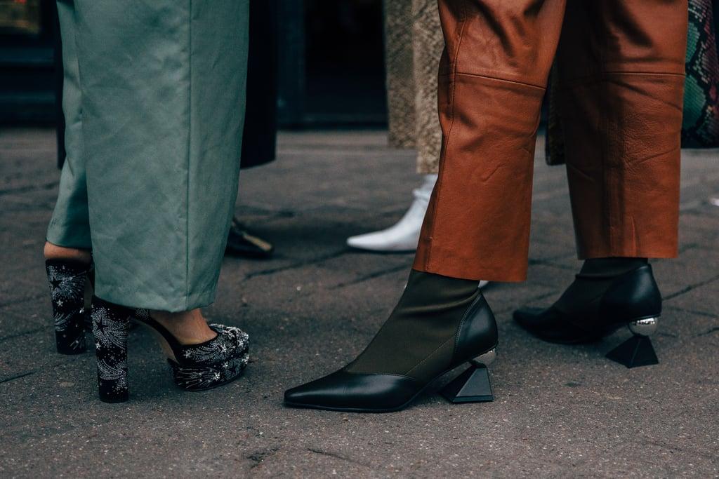 Fall 2019 Boot Trend: Sculptural Heels