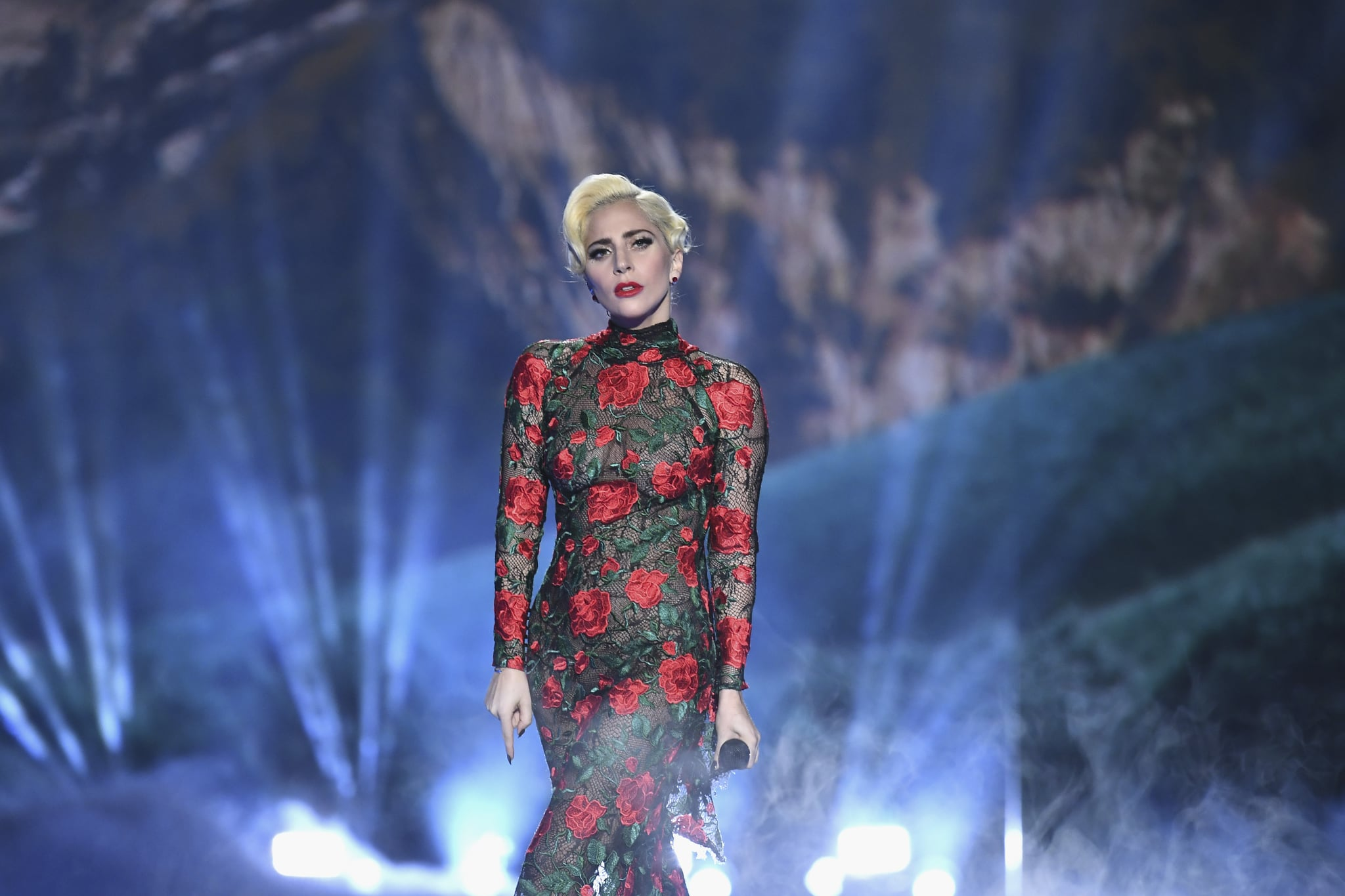 """Lady Gaga Pens an Emotional Letter About Life With PTSD: """"I Will Never Give Up on My Dreams"""""""