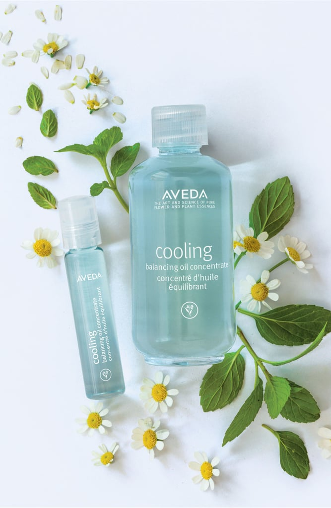 Aveda Cooling Balancing Oil Concentrate.