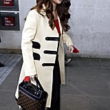 Selena's Louis Vuitton Cruiser Bag