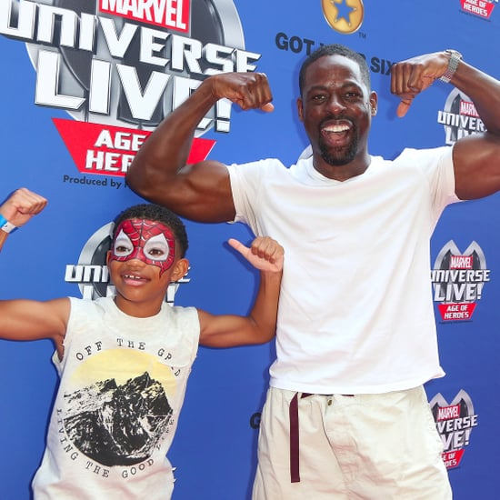 Sterling K. Brown at Marvel Universe Live Premiere July 2017