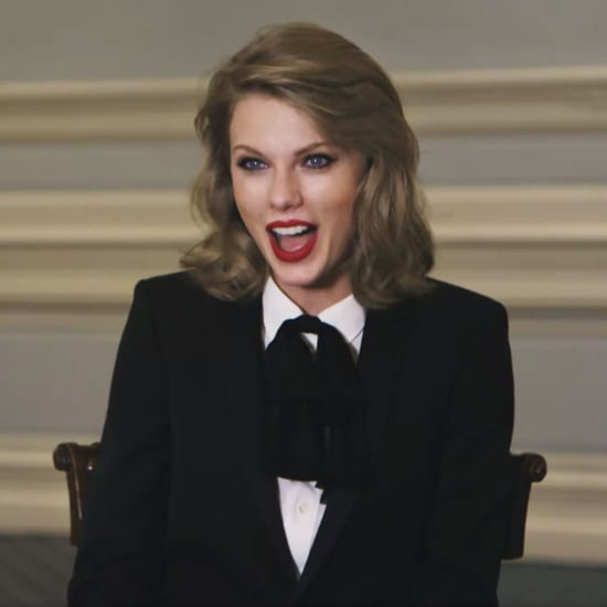 Taylor Swift Plays Word Association Game in Vanity Fair