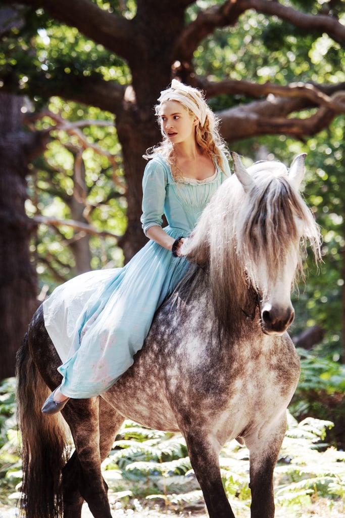 Cinderella: Horseback Riding