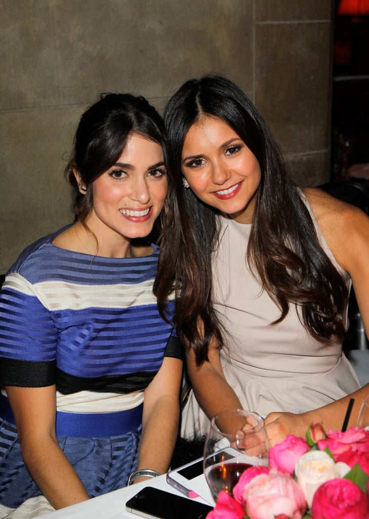 Nikki Reed and Nina Dobrev Both Dated . . .