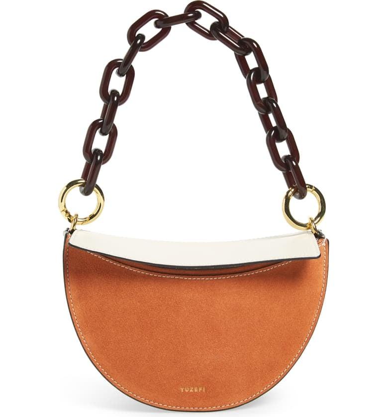 Day: A Structured Shoulder Bag