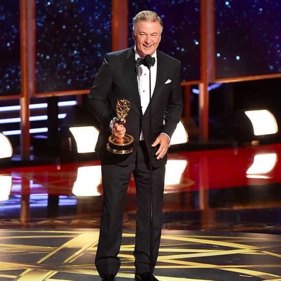 Alec Baldwin's Emmys 2017 Speech Video